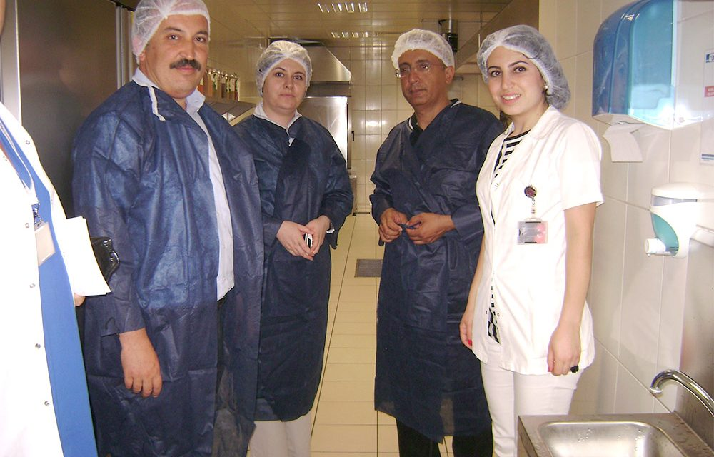Antalya OFM Hastanesi Beyaz Bayrak