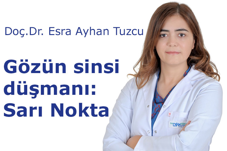 Esra Ayhan Tuzcu Sarı Nokta